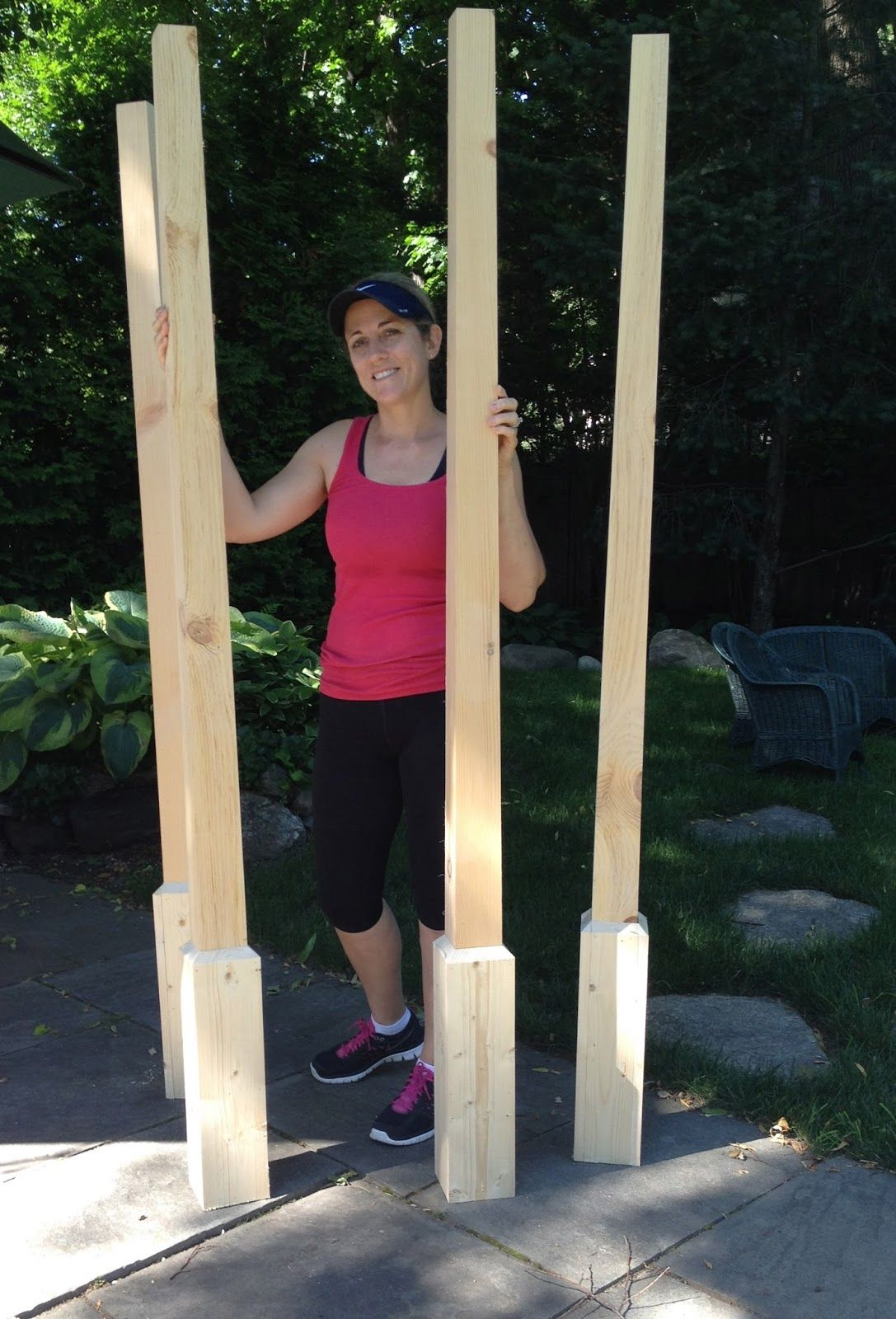 Ana White Build a Dawsen Canopy or Poster Bed Queen Free and