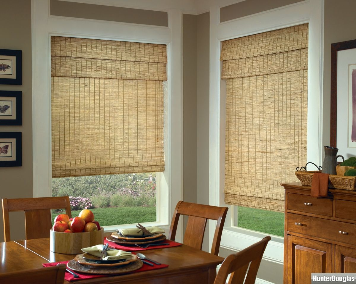 Window Treatments For Bay Windows Casual Cottage For