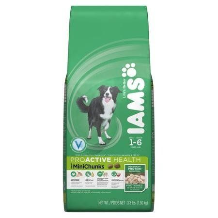 graphic regarding Canidae Coupons Printable identify Iams ProActive Health and fitness Grownup, 1-6 yrs, Mini Chunks Top quality