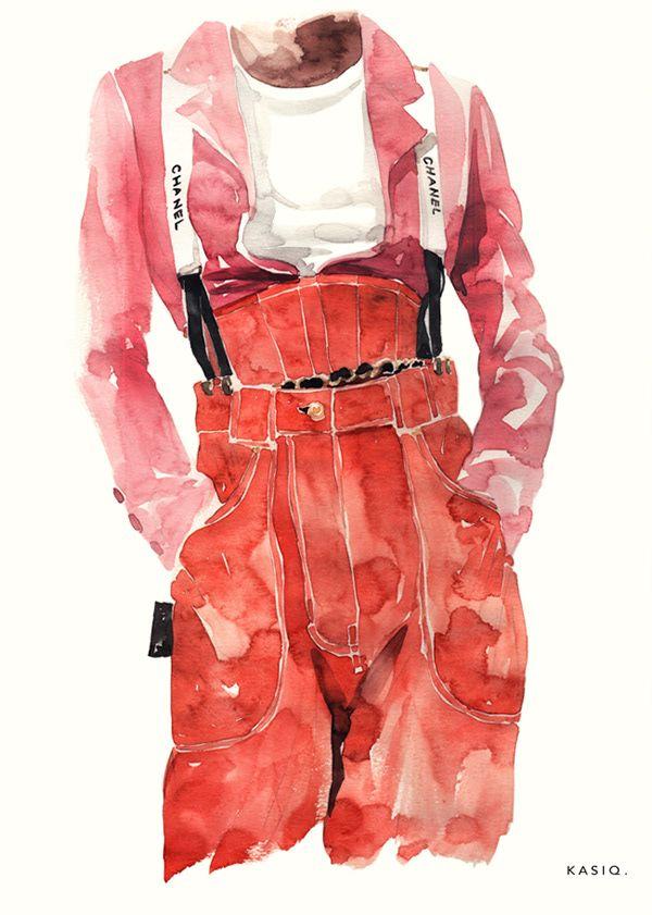 Photo of Fashion Illustration