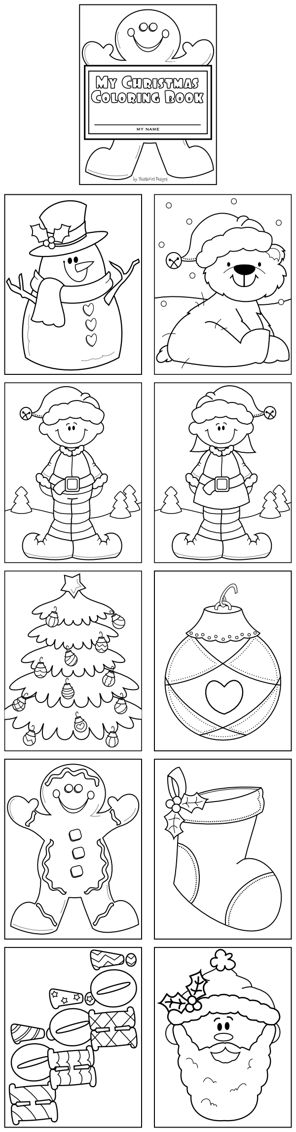This coloring book comes in PDF format and contains ten different coloring pages plus the cover! Each page is 8.5″ x 11″ (a full letter size piece of paper). Mega Members get two of the…