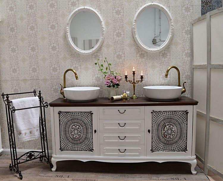 Badezimmermöbel teak ~ Badezimmermöbel holz landhaus best badezimmer images on