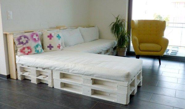 sofa europaletten zuk nftige projekte pinterest m bel aus paletten palettenm bel und palette. Black Bedroom Furniture Sets. Home Design Ideas