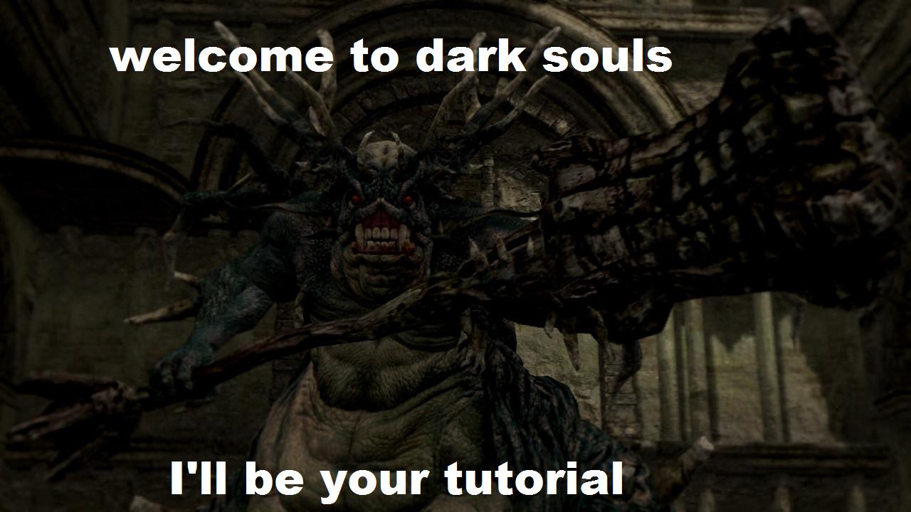 6 Popular Games That Aren T Noob Friendly Dark Souls Funny Dark Souls Meme Dark Souls