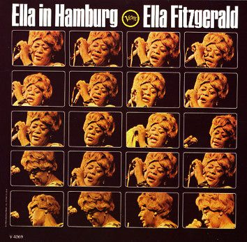 Ella Fitzgerald: Ella In Hamburg (Japanese pressing)