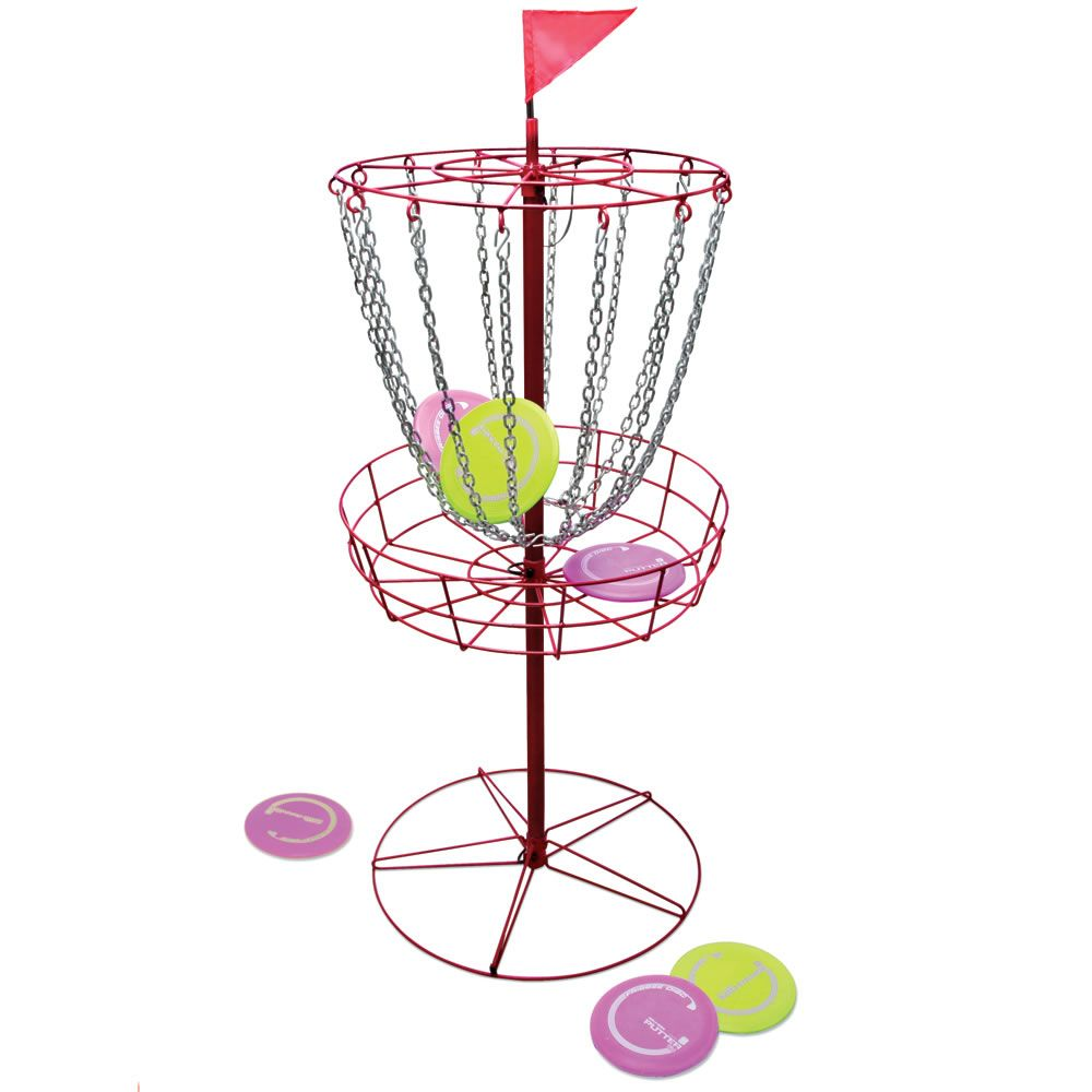 this disc golf set is designed to meet the exacting standards