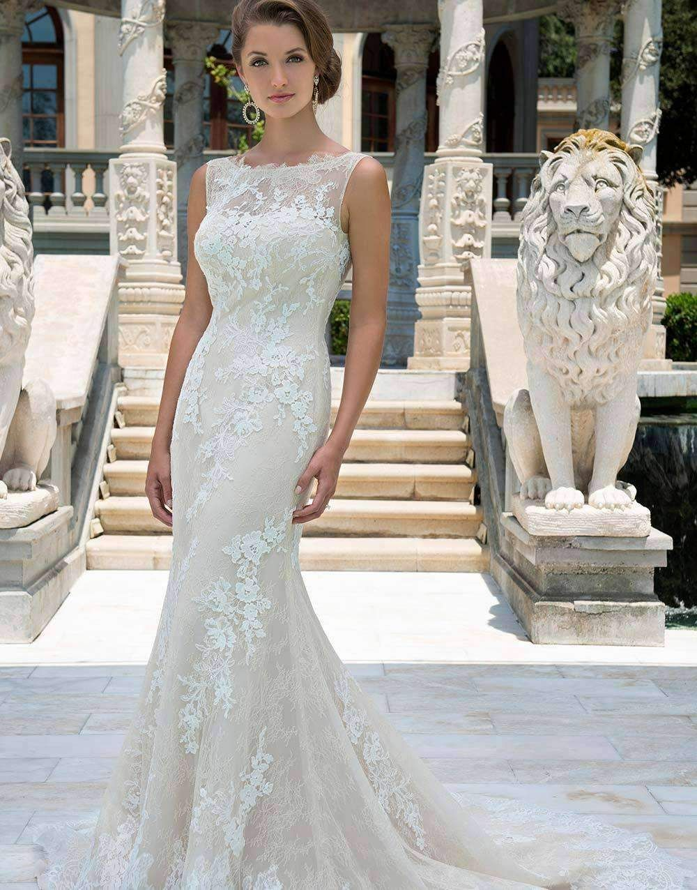5f75e4bec1b2b VE8302N - Venus Bridal Gown - Freya - Wedding Dress - Adore Bridal and  Occasion Wear
