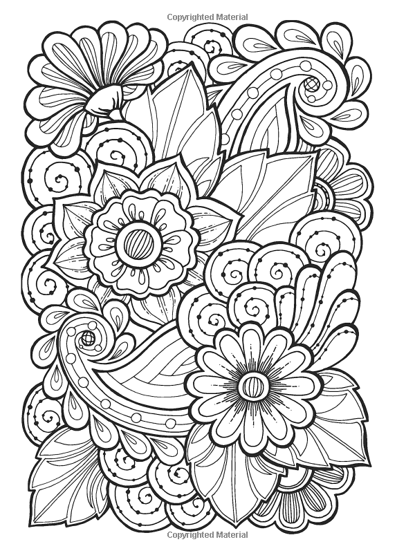 Everyday Blessings Coloring Journal For Women Compiled By Barbour Staff 9781683221234 Amazon Com Book Coloring Journal Flower Coloring Pages Coloring Books