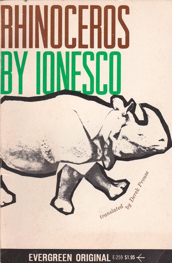 rhinoceros eugene ionesco essay