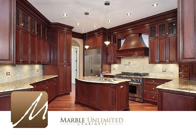 kitchen cabinets and flooring combinations | Granite Photos ...