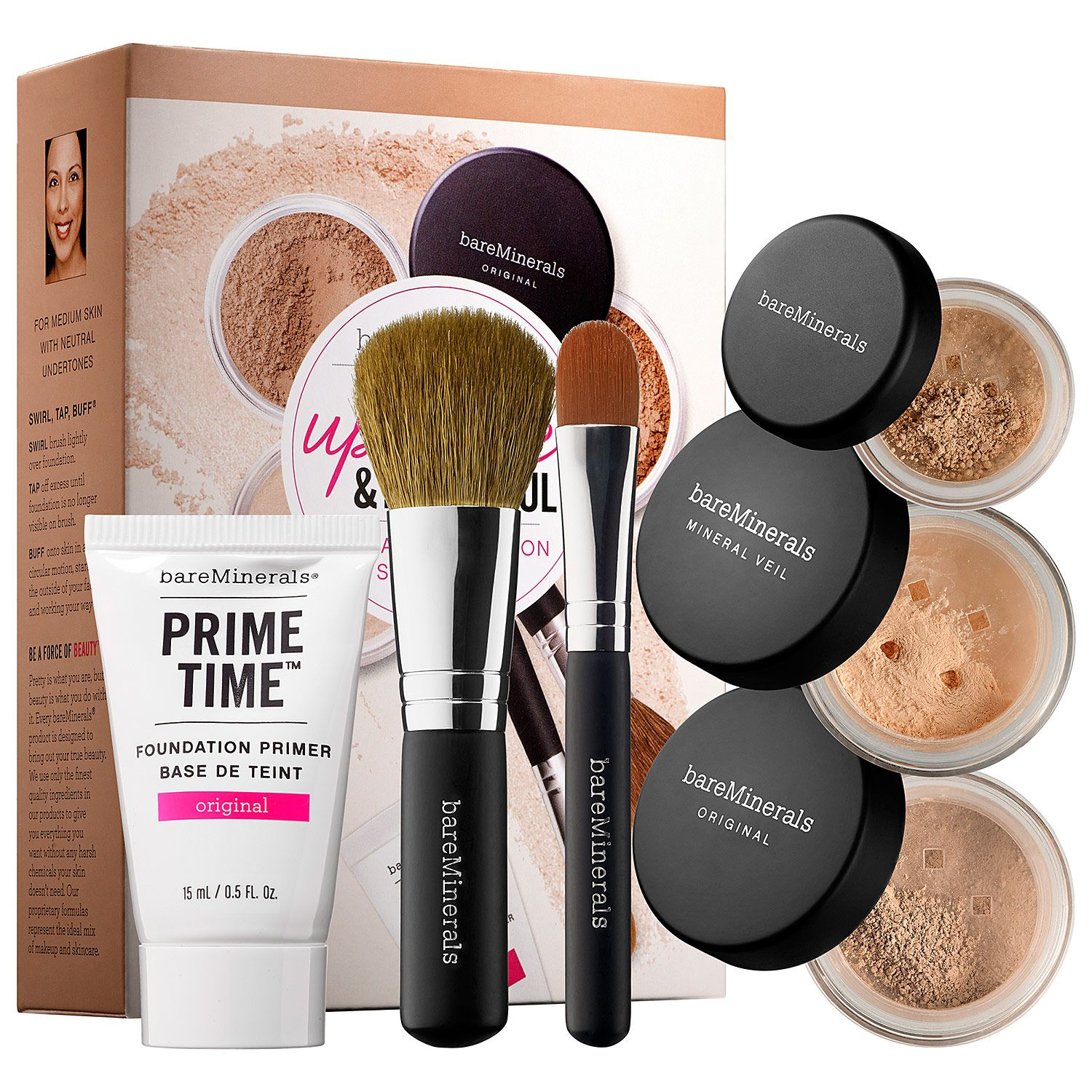 Up Close & Beautiful 30 Day Complexion Starter Kit