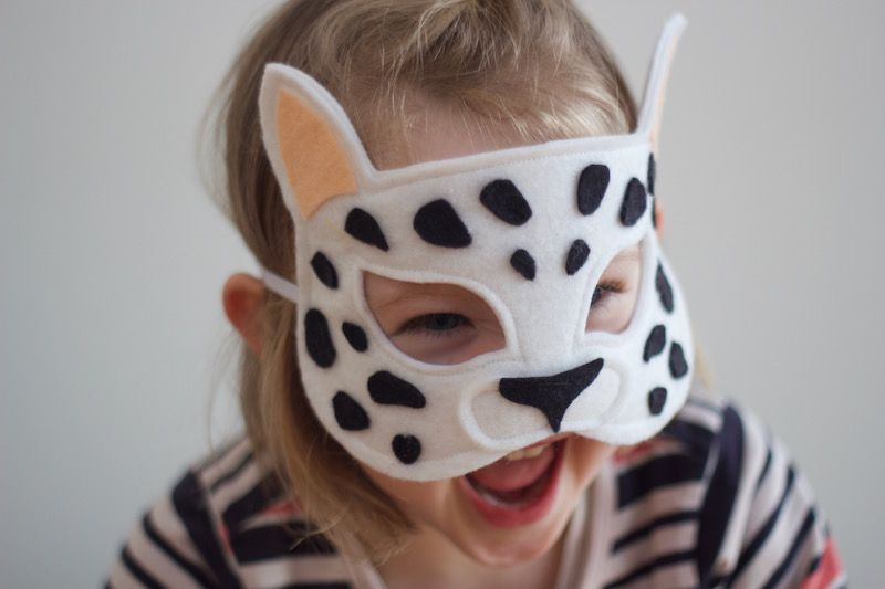 Wild Things - A New Safari Mask Sewing Pattern   Wild things, Sewing ...