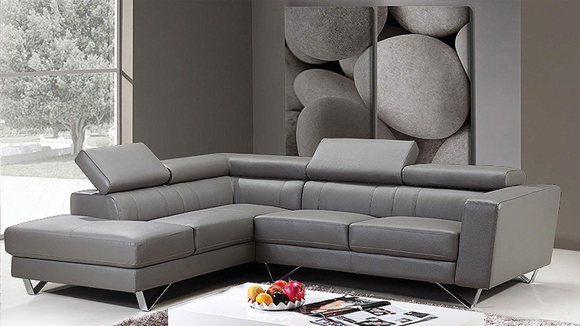 Amalia Grey Sectional $1 805 00 Sectional Sofas