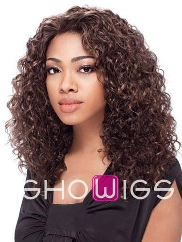 Vogue 16Inch Curly Remy Human Hair Lace Front Wig http://www.ishowigs.com/vogue-16inch-curly-remy-human-hair-lace-front-wig.html