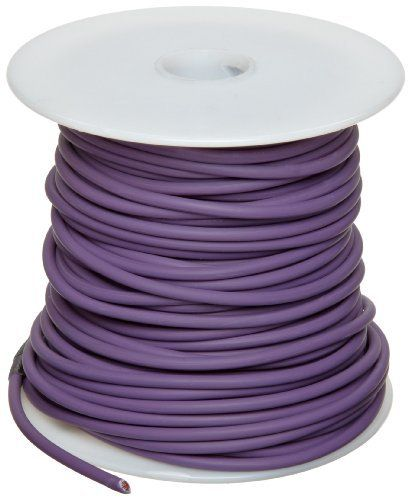 Gxl Automotive Copper Wire Violet 20 Awg 0 032 Diameter 100 Length Pack Of 1 By Small Parts Copper Wire Electrical Wire Connectors Electrical Wiring