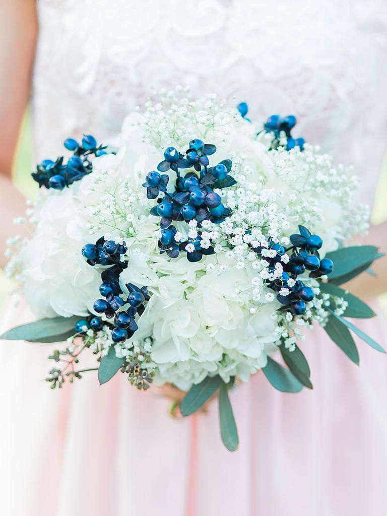 The Best Blue Wedding Flowers And 16 Gorgeous Blue