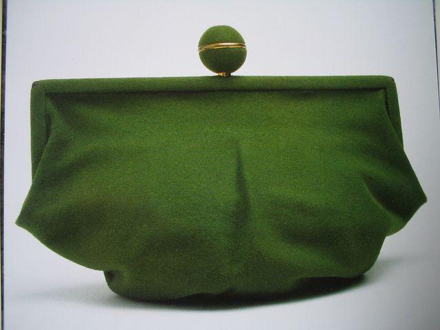 Green Purse 1930