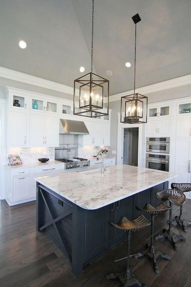 24 gorgeous light cabinets dark countertops kitchen cabinet design kitchen lighting fixtures on kitchen remodel dark countertops id=67955