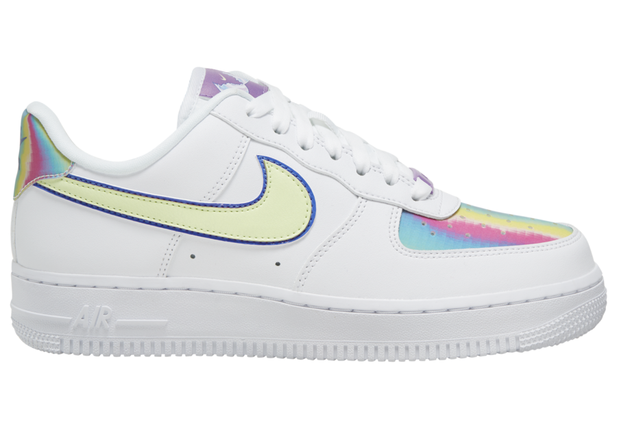 Nike Air Force 1 Easter 2020 CW0367 100 Release Date SBD