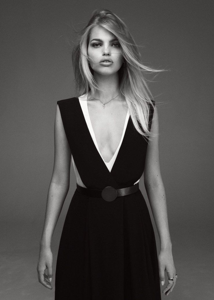 Daphne Groeneveld by Bojana Tatarska for Glass Magazine Fall 2015 1