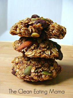 Clean and Simple Breakfast Cookies! Vegan, gluten free and delicious!!!