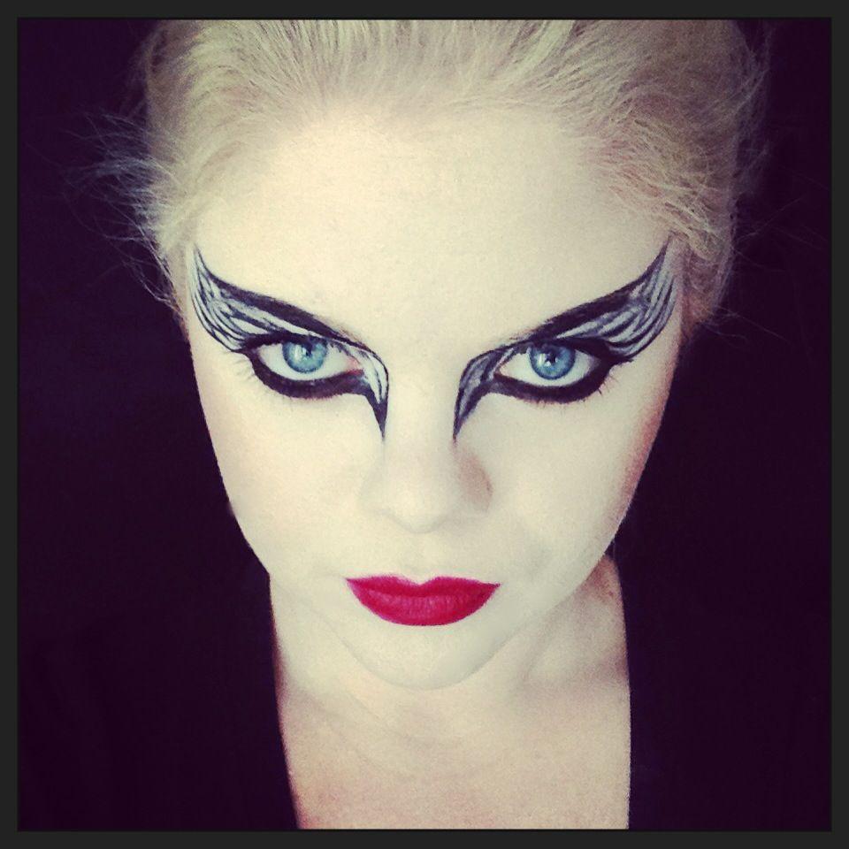 Aninimal Book: Black Swan makeup tutorial coming soon by MissSelair ...