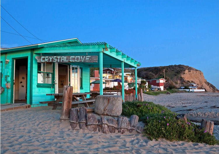 Crystal Cove Beach Cottages Amp State Park Newport Beach Ca Site Of The Movie Quot Beaches