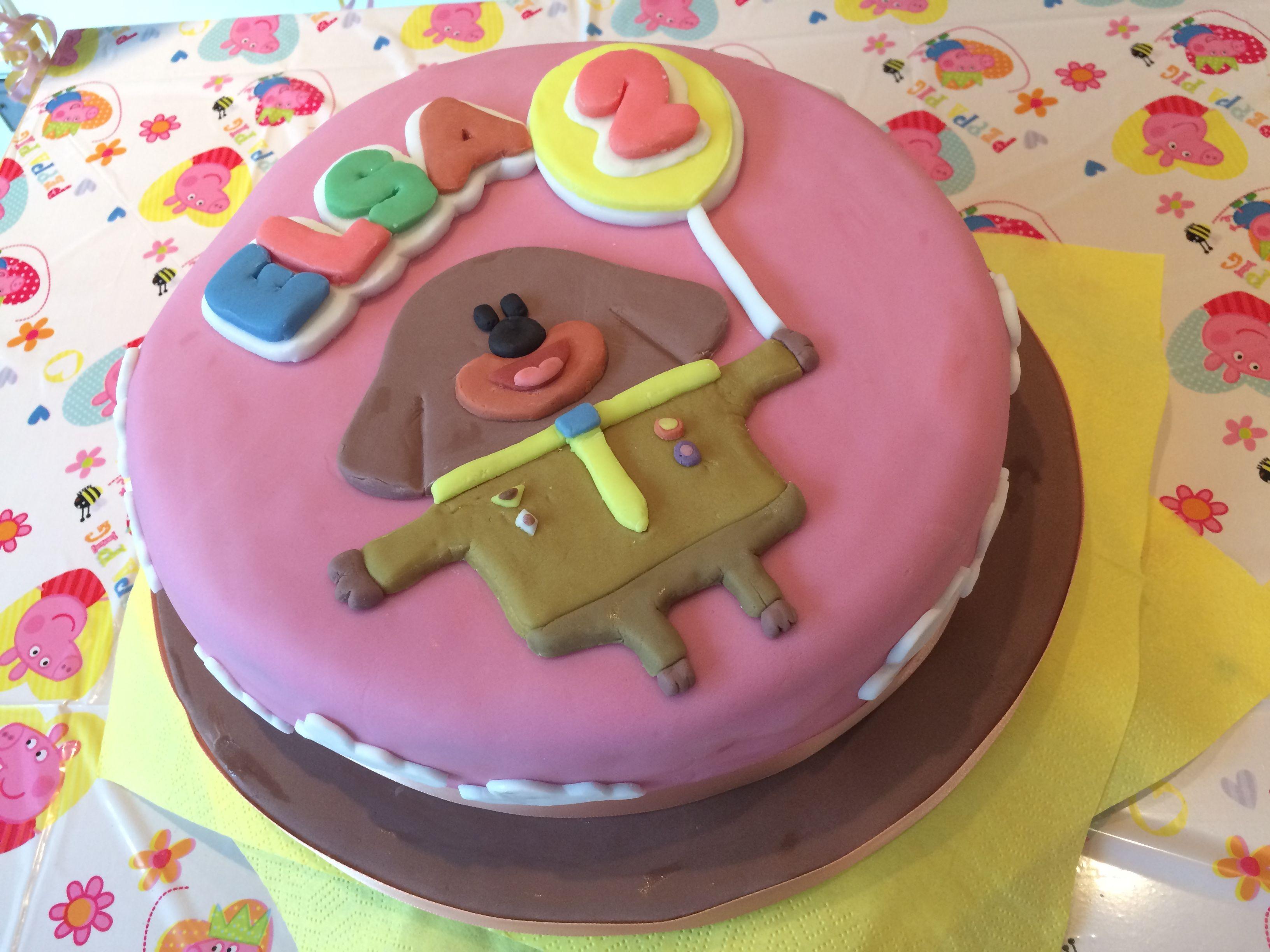 Hey Duggee Cake