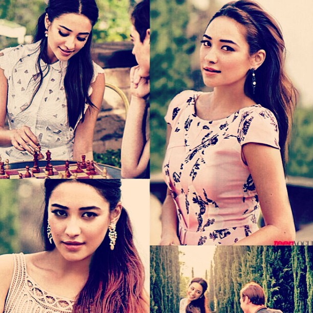 Shay to Teen Vogue!!
