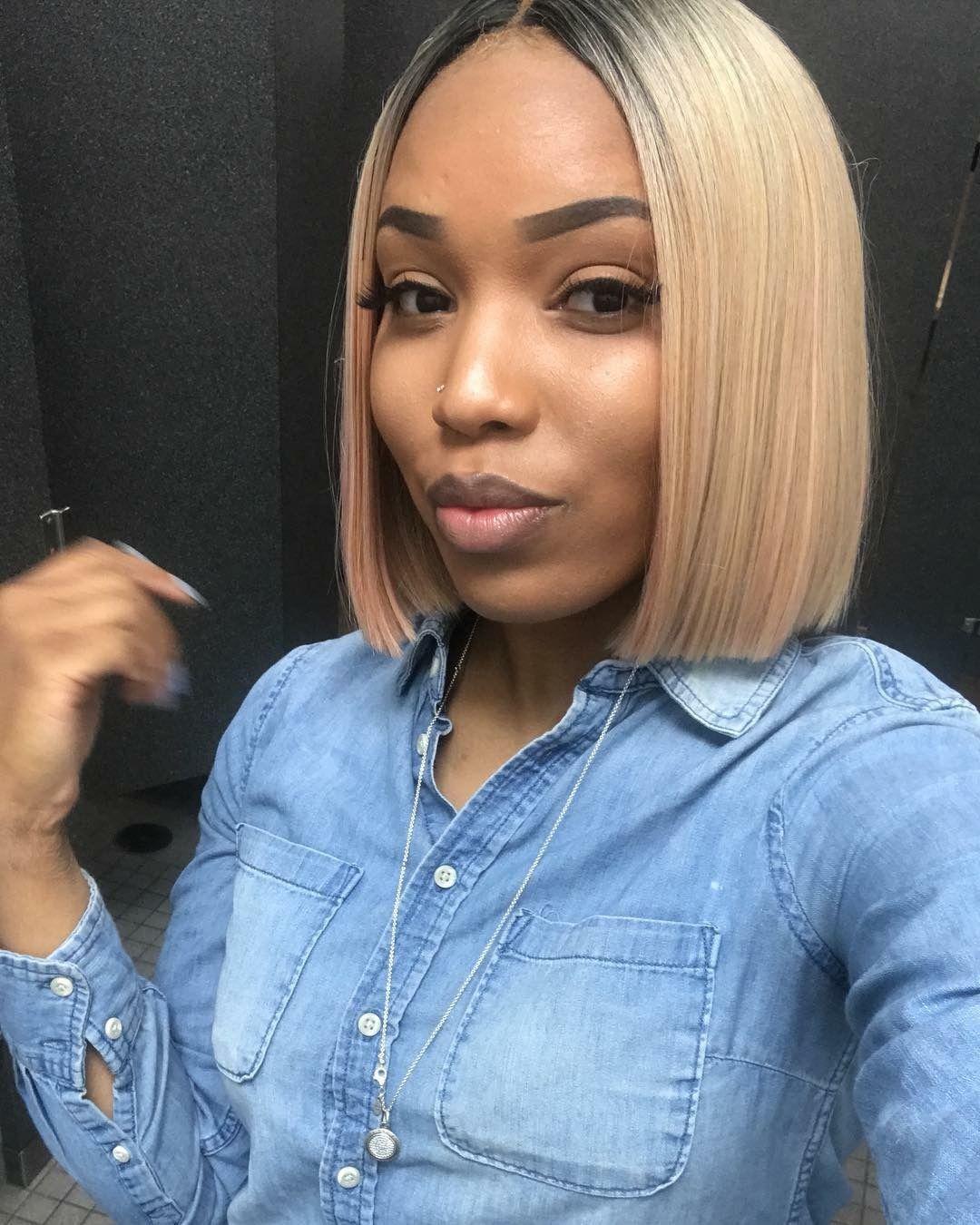 50 Sensational Bob Hairstyles For Black Women Hair Motive