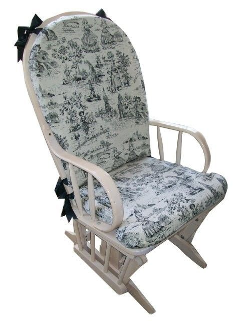 Items Similar To Round Top Rocking Chair Slipcover On Etsy