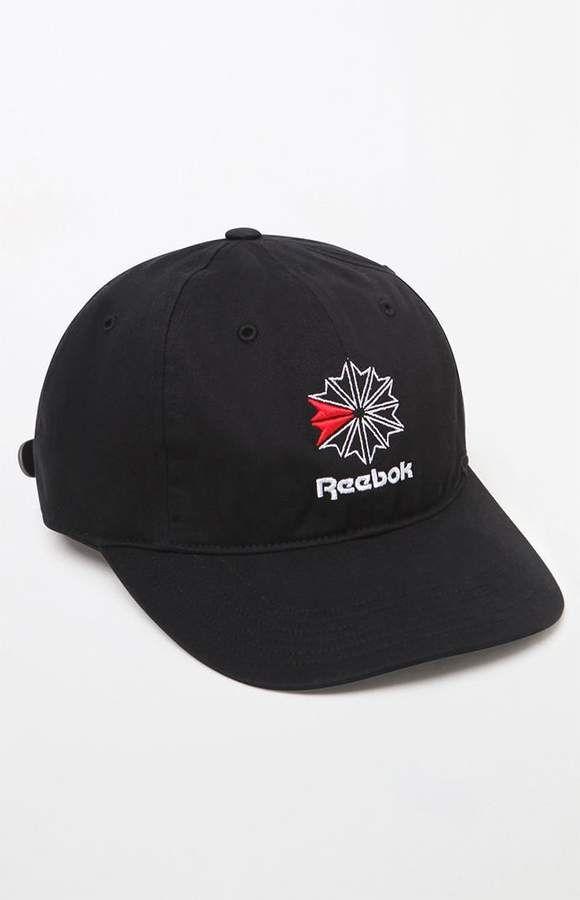 e2afb0e0 Reebok Classics Strapback Dad Hat | Products | Hats, Dad hats, Reebok