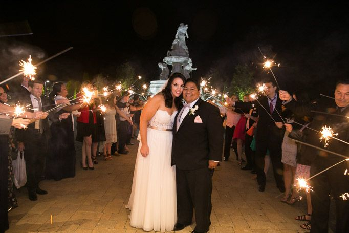 Großartig Wedding Reception Send Off Ideas Galerie - Brautkleider ...
