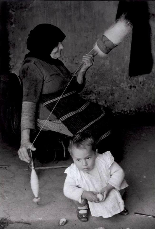 Φωτογραφία του Κων. Μάνου στην Κρήτη των αρχών της δεκαετίας του '60!