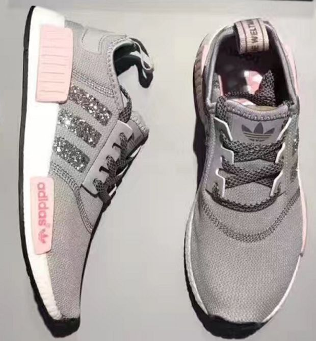 shosouvenir: adidas nmd individualità lustrini