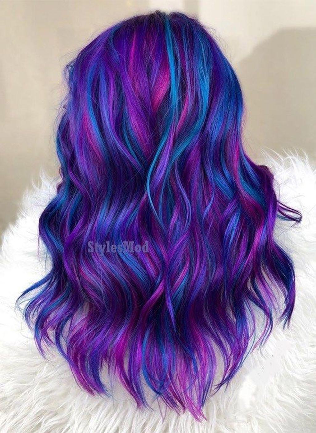 36 Stylish Hair Color Ideas In 2019