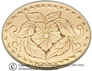 Free Chip Carving Seminar - By Laura S. Irish