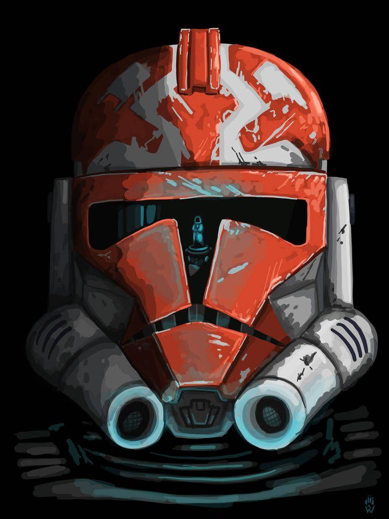 Clone Trooper Star Wars Starwars Starwarsart Starwarsfanart Clonewars Clonetrooper Stormtro Star Wars Helmet Star Wars Wallpaper Star Wars Clone Wars