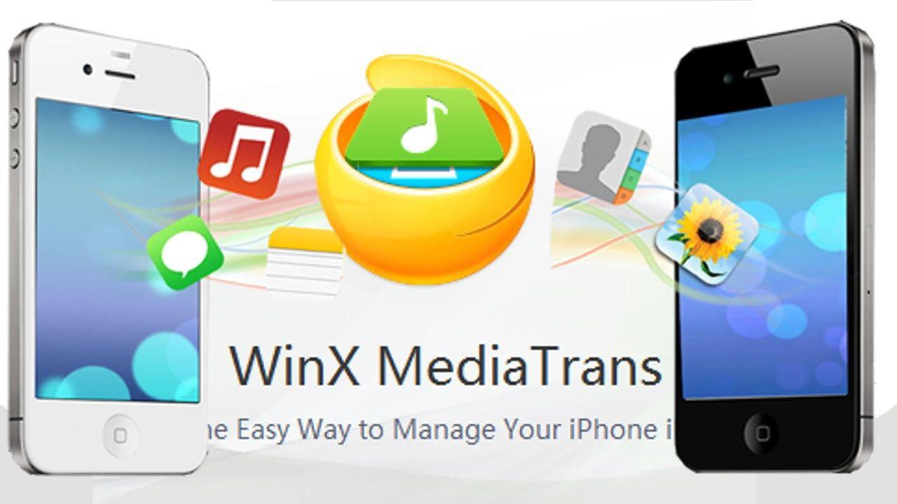 WinX MediaTrans 4 9 Crack + Full Serial Keys Download | Crack in