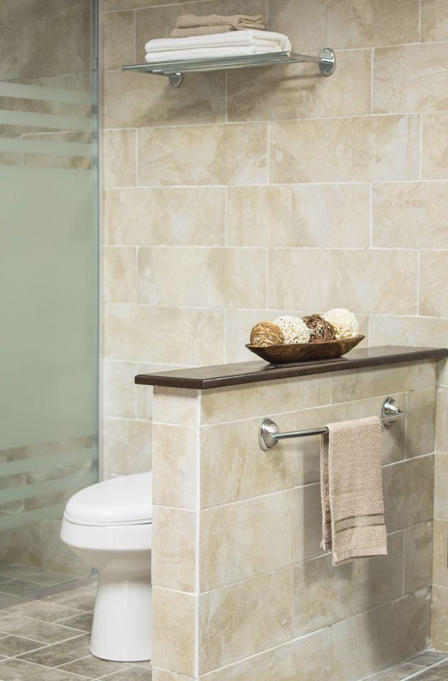 Complementa la decoración de tu baño con prácticos ...