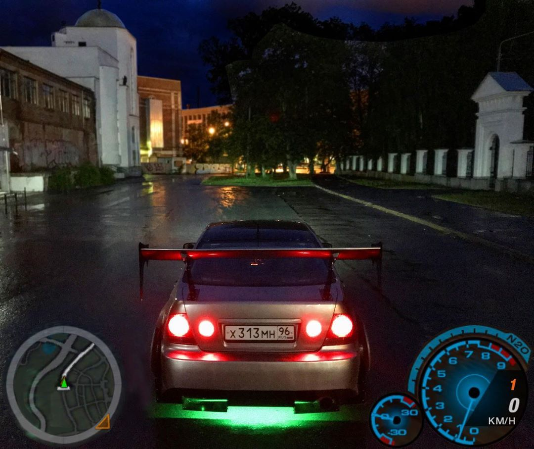 Nfs Underground 2 Riders On The Storm Into This House We Re Born Into This Wo
