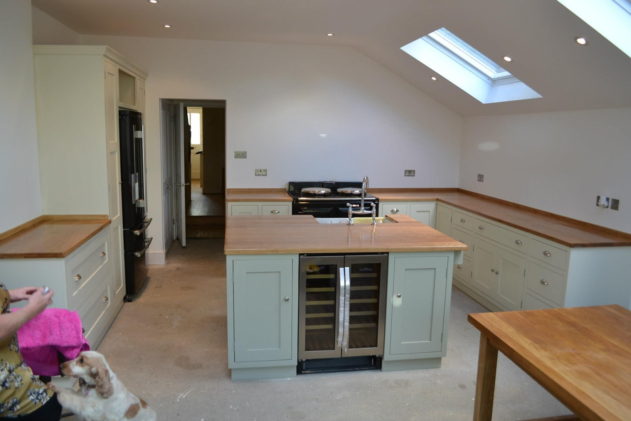The Richmond Kitchen, Bespoke Kitchens By Eridge Green Bespoke Kitchens And  Living Space, Shaker