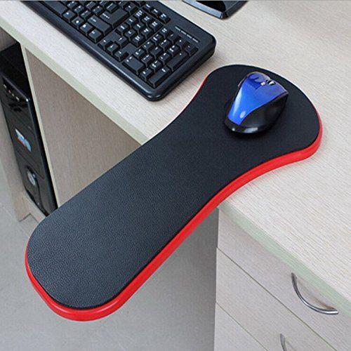 Uarter Computer Armrest Adjustable Arm Wrist Rest Support Wrist Rest Laptop Arms Chair Safe