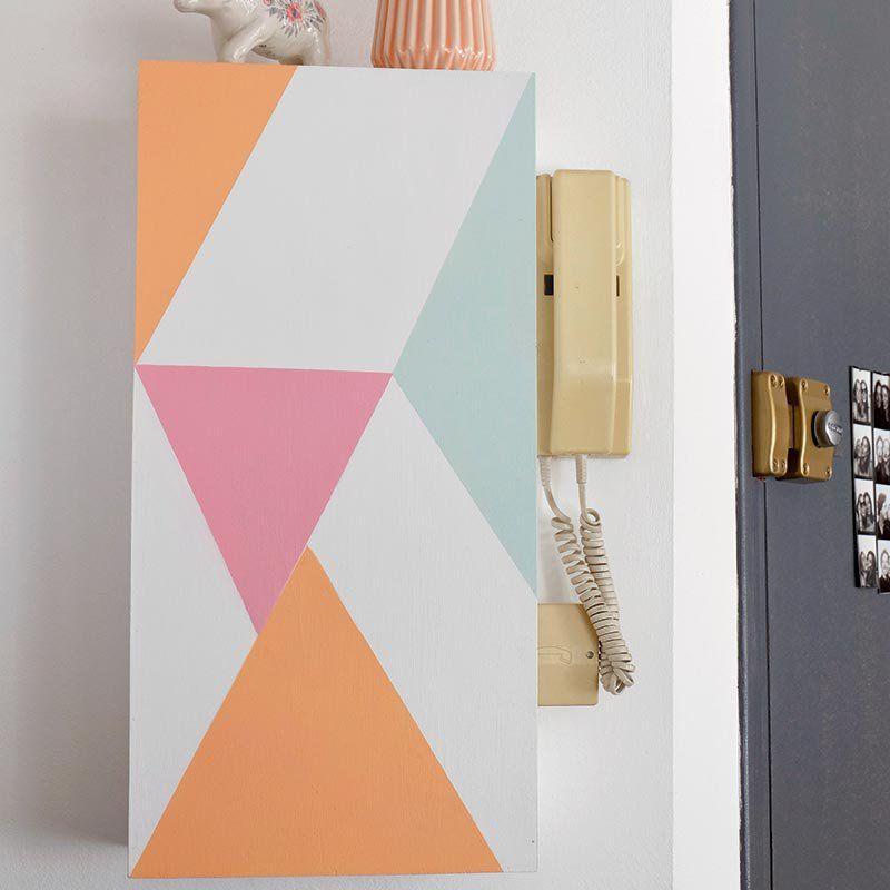 r aliser un cache compteur lectrique id es pour la maison pinterest compteur lectrique. Black Bedroom Furniture Sets. Home Design Ideas