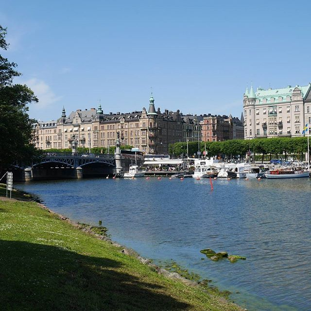 This week is the annual World Water Week in Stockholm World - annual agenda