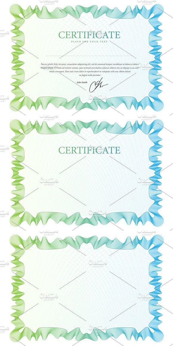 Certificate69. Certificate Templates. 6.00 Certificate