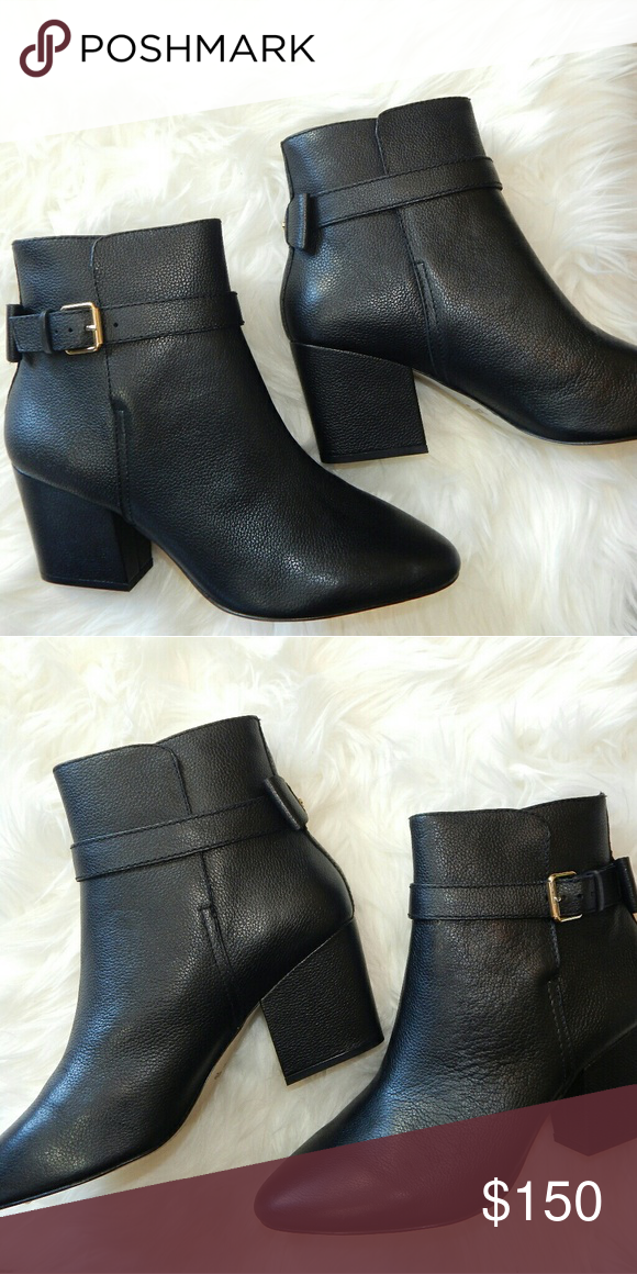 c353c3c2f9e NIB Kate Spade Black Leather Booties Brand new Super chic Booties! Box  included 3 inch