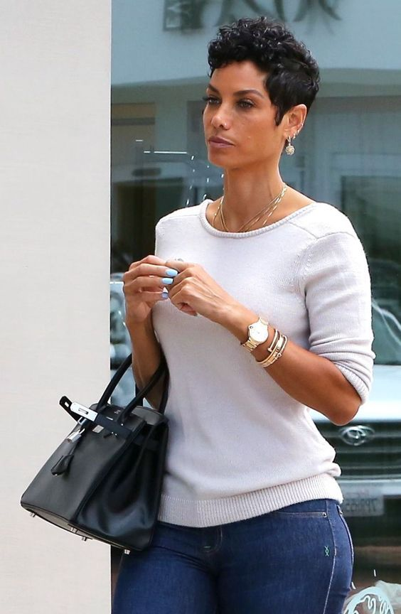 Image Result For Nicole Murphy Hair Ideas In 2018 Pinterest