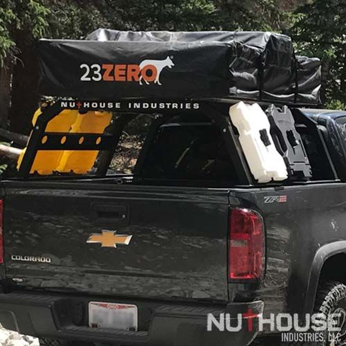 Nutzo Tech 2 Series Expedition Truck Bed Rack Truck