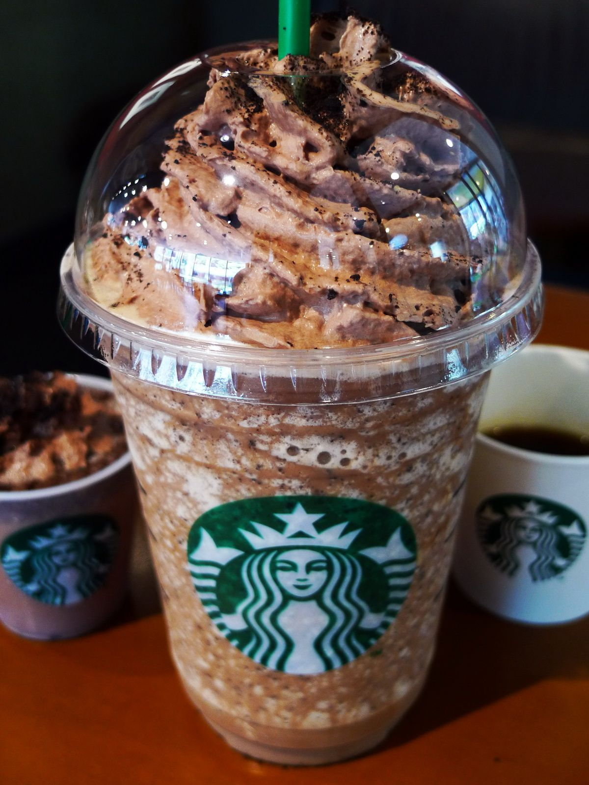 Starbucks Cookie Crumble Frappuccino Recipe Tipit In 2019